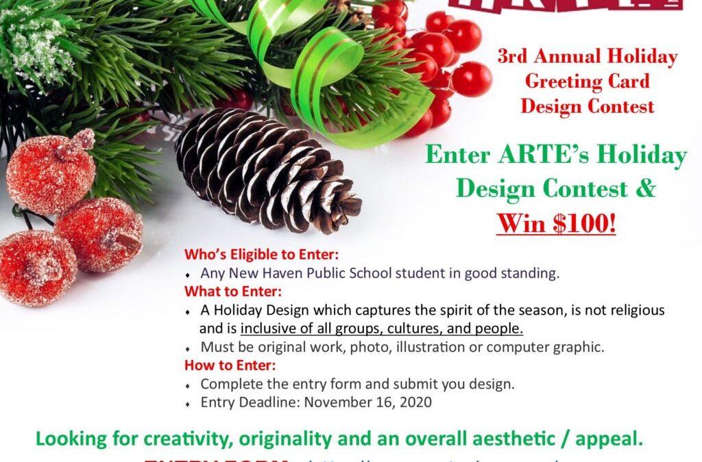 ARTE Holiday Design Contest