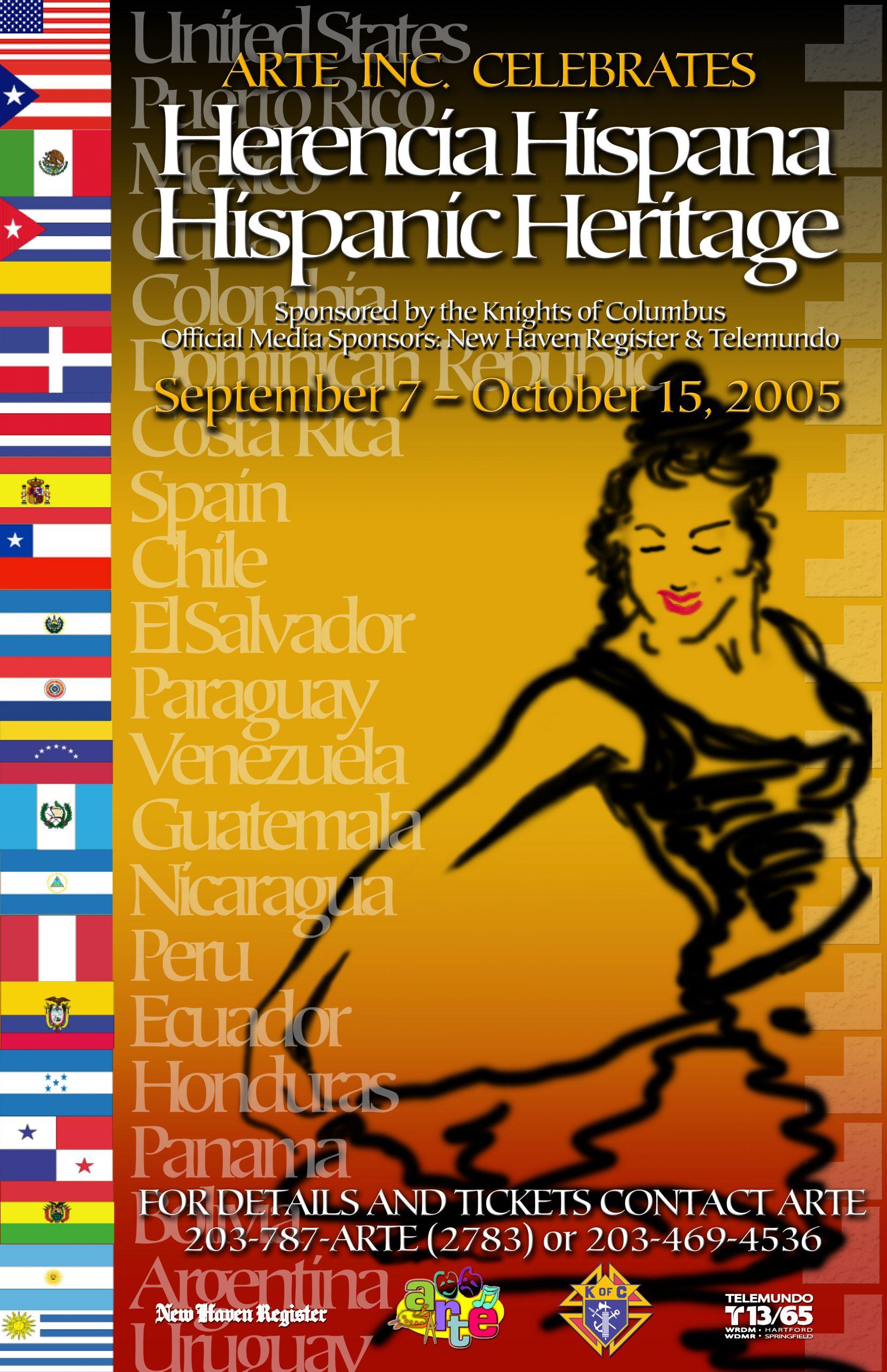 Hispanic Heritage Celebrations Since 2004